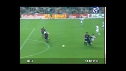 Топ 10 голове на Реал Мадрид срещу Барселона!