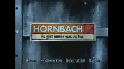 Реклама - Hornbach