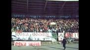 Локо Сф - Цска * 21.11.09 * Червени сме, горди сме