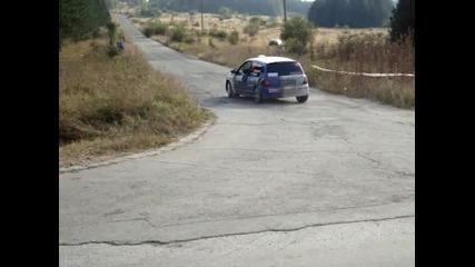 Рали Стари Столици 2010 Ss10 Лозеве