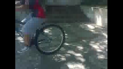 Skok s bike ot Sadaa!!!!!!