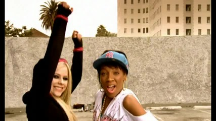 Avril Lavigne featuring Lil Mama - Girlfriend ft. Lil Mama