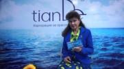 """Резултати с Паста за чувствителни зъби """"течен калций""""  Тибетска козметика Tiande"""