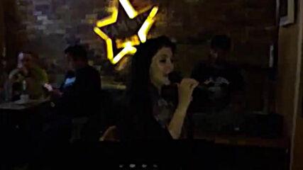 Steliyana Hristova feat. Savov - Killing Me Softly with His Song (live)