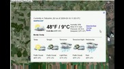 Прогноза За Времето - 17.03.2009 до 18.03.2009