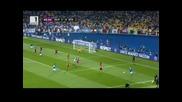Испания унижи Италия с 4-0 на финала