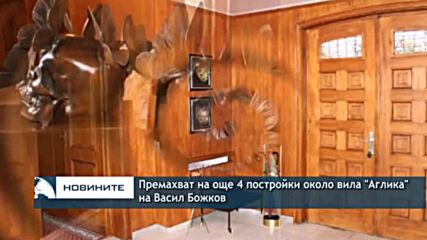 """Премахват на още 4 постройки около вила """"Аглика"""" на Васил Божков"""