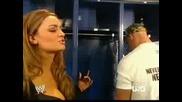 John Cena Kissing Maria
