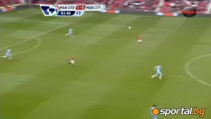 Ман Сити разби Шампиона Ман Юнайтед с 6:1 на Олд Трафорд