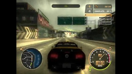 Nfs Most Wanted Stunt
