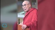 Dalai Lama at Glastonbury Decries 'Unthinkable' Violence in Syria, Iraq and Nigeria