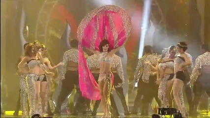 Hrithik Roshans energetic performance at Iifa Awards 2014 - Индия