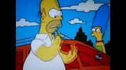 Los Simpson - Puntazos - Homer Universitario