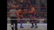 Owen Hart & British Bulldog Vs Razor Ramon & Diesel