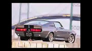 Shelby Mustang Gt - 500