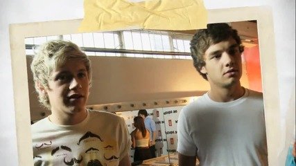 One Direction ll Interview in Mexico • Част 1