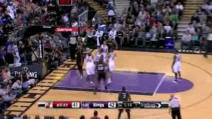 Heat @ Kings 12.12.10