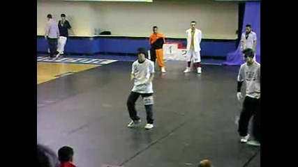 Hip Hop Dance Competition Sofia 14.06.09 14.06.09 Светулчо - соло