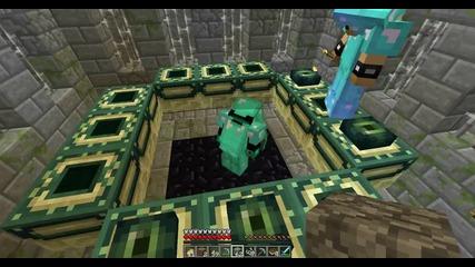 Minecraft - survival epizod 2 (servera na Dreadword)