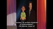 Jeff Dunham - Bubba Jay (бг Превод) (high