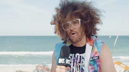 Interview Redfoo 12.08.2018