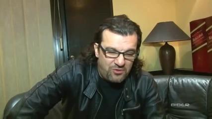 Aca Lukas - Nastup u klubu Paradiso - Biber - (TV Kanal 9 2014)