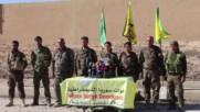 Syria: US-backed SDF announces operation to retake IS capital Raqqa