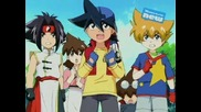 beyblade 238 (089) the fate of the spark battle