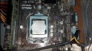 Смяна на термопастата на процесор