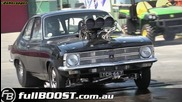Holden Torana 540ci V8 blown