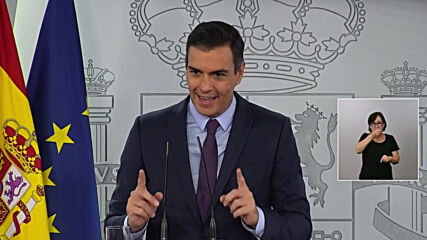 "Spain: ""Institutions are not judged, people are"" - PM Sanchez on the departure of former monarch"