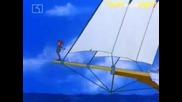 Пипи дългото чорапче E08 - Пипи претърпява корабокрушение