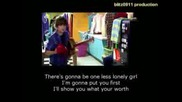 Justin Bieber - One Less Loney Girl