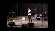 Natalie Angelova - The climb