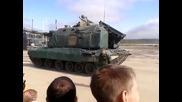 Т-90мс на выставке вооружения в Нижнем Тагиле Rea 2011