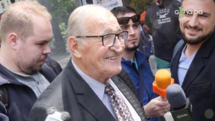 Димитър Пенев с култов коментар за обединението на двете ЦСКА