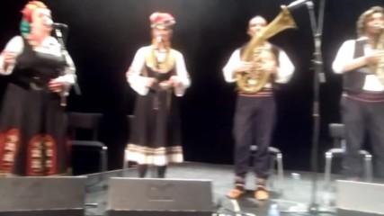 Goran Bregovic - Djurdjevdan Erdelezi - (LIVE) - (Groningen)