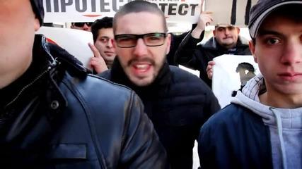 Ghettoman feat. Imp & Mechoka - Майка България (official Video 2012) -
