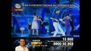 Music Idol 3 - Русина и Митко - Крадена любов - Една добра сценична симбиоза между двамата айдъли
