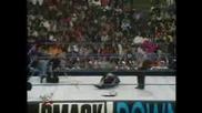 John Cena, Jeff Hardy And Shawn Michles