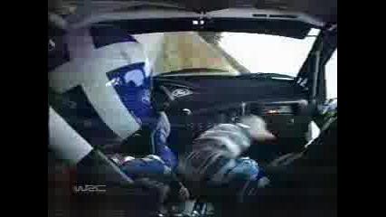 Colin Mcrae Crash