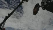 ISS: Cygnus cargo spacecraft successfully resupplies ISS