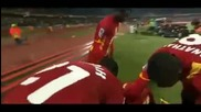 Сащ 1:2 Гана победен гол на Гиан 93мин