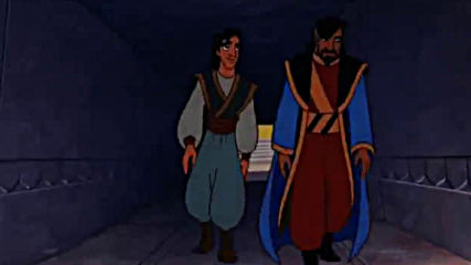 Аладин И Царят На Разбойниците 1996 Бг Аудио