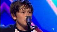 Хлапето,което накара публиката и журито да изригне !
