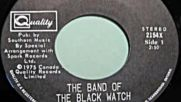 Band Of The Black Watch - Scotch On The Rocks-1975