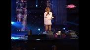 Lepa Brena - Pozeli Srecu Drugima,live Arena бг превод