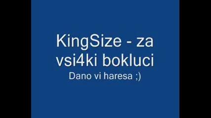 Kingsize - Za Vsi4ki Bokluci