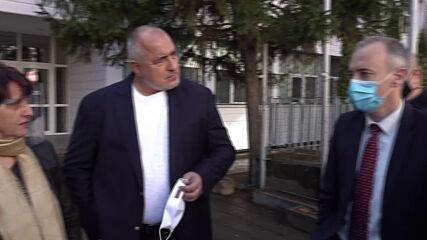 Борисов: Радев сега се чуди как да отмени изборите