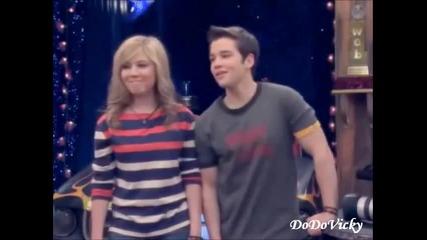 Sam and Freddie - I love you... i love you too